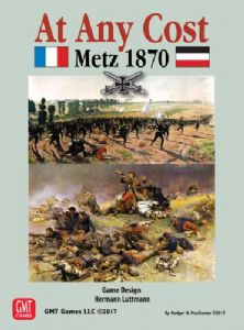 At Any Cost : Metz, 1870